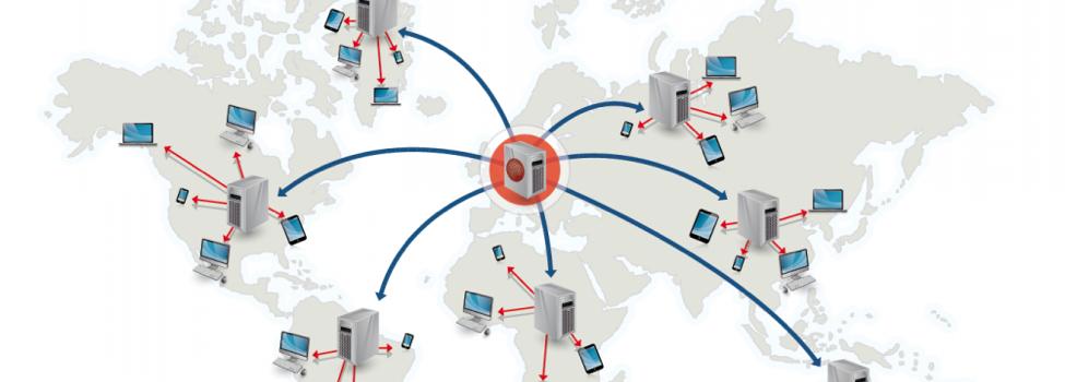 Mô hình tăng tốc website hiệu quả bằng CDN
