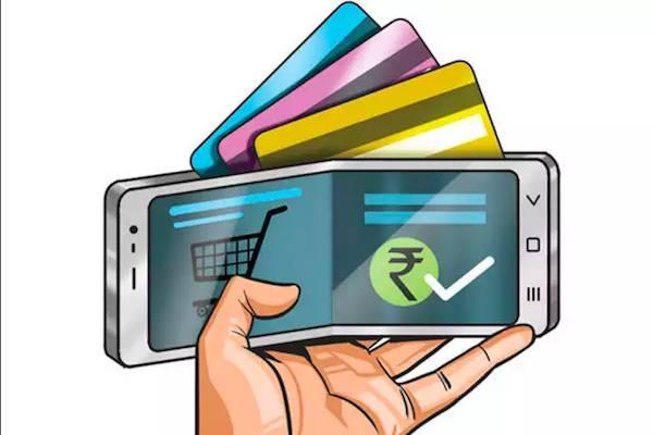 Ví điện tử giúp người dùng thoải mái mua sắm hơn